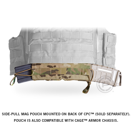 Crye Side-Pull Mag Pouch multicam
