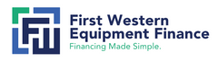First Western Equipment Finance Logo