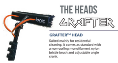 Ionic Systems Grafter Brush Head