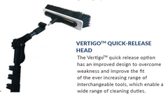 Ionic Systems Vertigo Quick-Release Brush Head