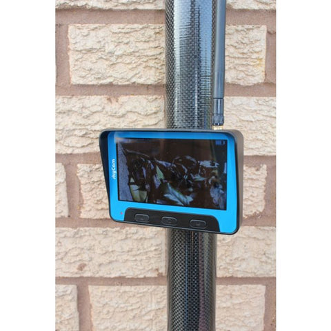 SkyVac Real Time Inspection System for Gutter Cleaning