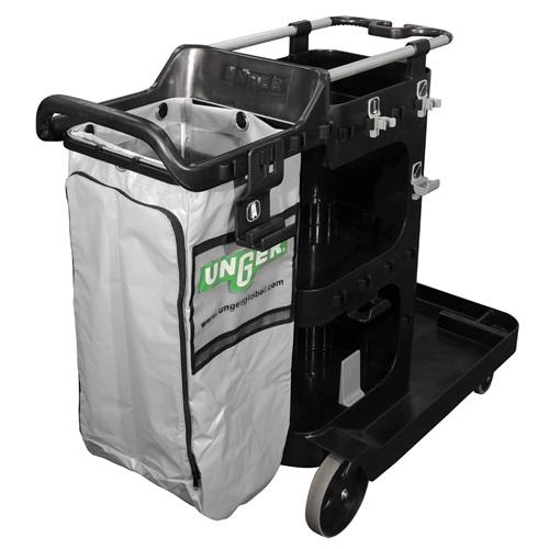 Unger RestroomRx Cleaning Cart