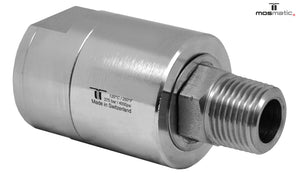 "Mosmatic rotary unions DGE swivel G1 1/2""NPTF G2 1/2""NPTM NW 1/2in 34.853"