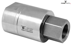 "Mosmatic rotary unions DGE swivel G1 1/2""NPTF G2 1/2""NPTF NW 1/2in 34.863"