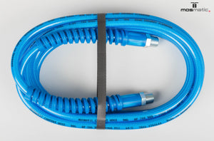 "Mosmatic HP hose comfort NW 3/8"" 16' IN 3/8""NPTM OUT 3/8""NPTM 90.090"