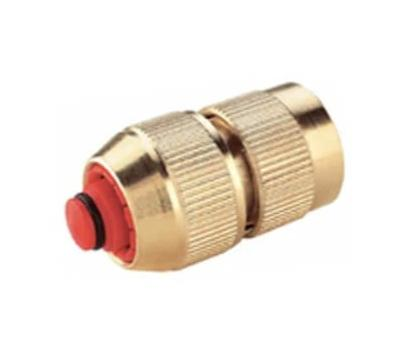 Ionic Systems Brass Quick Release - 1/2 Inch - With Auto Stop R0978