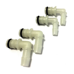 Ionic Systems Elbow Fitting for Ionic 100psi Pump (Choose Your Size)