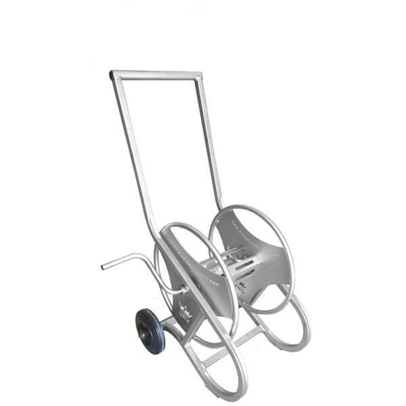 Ionic Systems Stainless Steel Hose Reel with Wheels