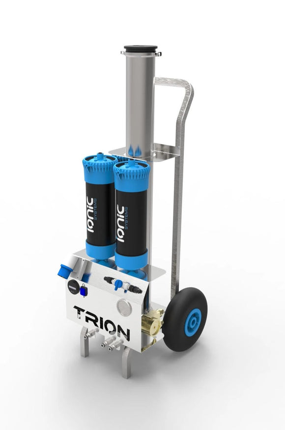 Ionic Systems Trion Portable RO DI Pure Water Window Cleaning System