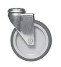 Mosmatic Stainless Steel Caster (Premium Quality) 80.956