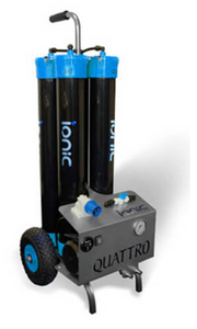 Ionic Systems QuattRO Electric Pure Water Window Cleaning System