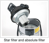 Star filter and absolute filter