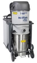 Nilfisk PNL Elec T48 Plus - Industrial Vacuum Cleaner- N4 With Start and Stop - 4084101341