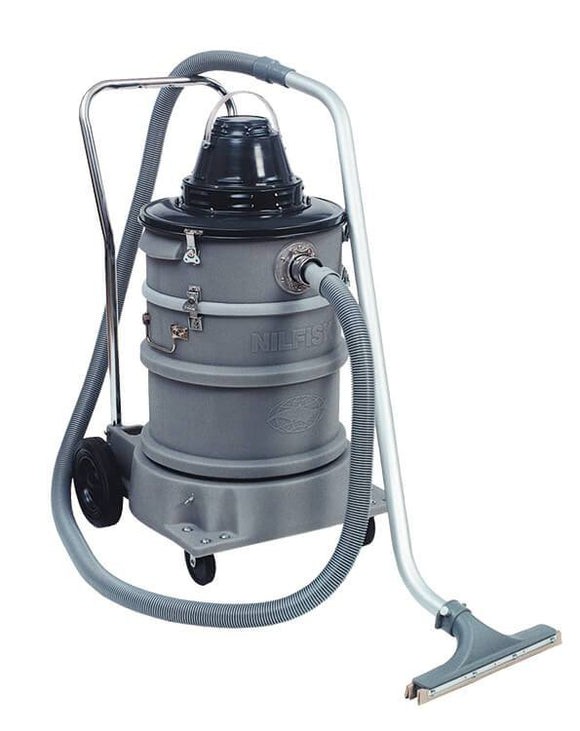Nilfisk VT60 - Industrial Vacuum Cleaner - Machine With O Trolley - 1799550