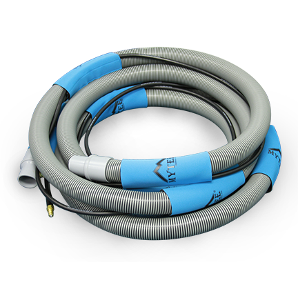 8101 25′ x 2″ Vacuum And Solution Hose Combo