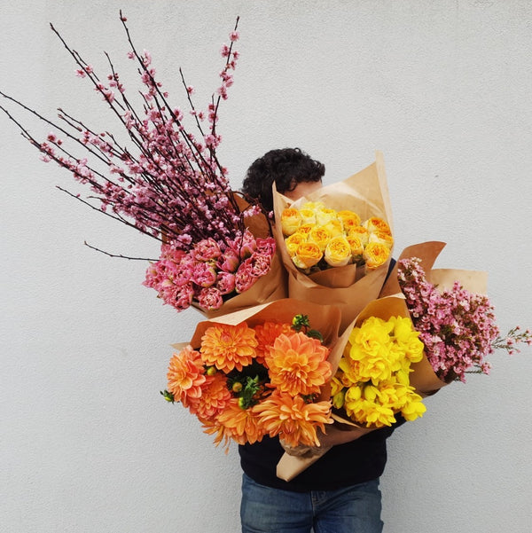 House Full of Flowers - Autumn Edition