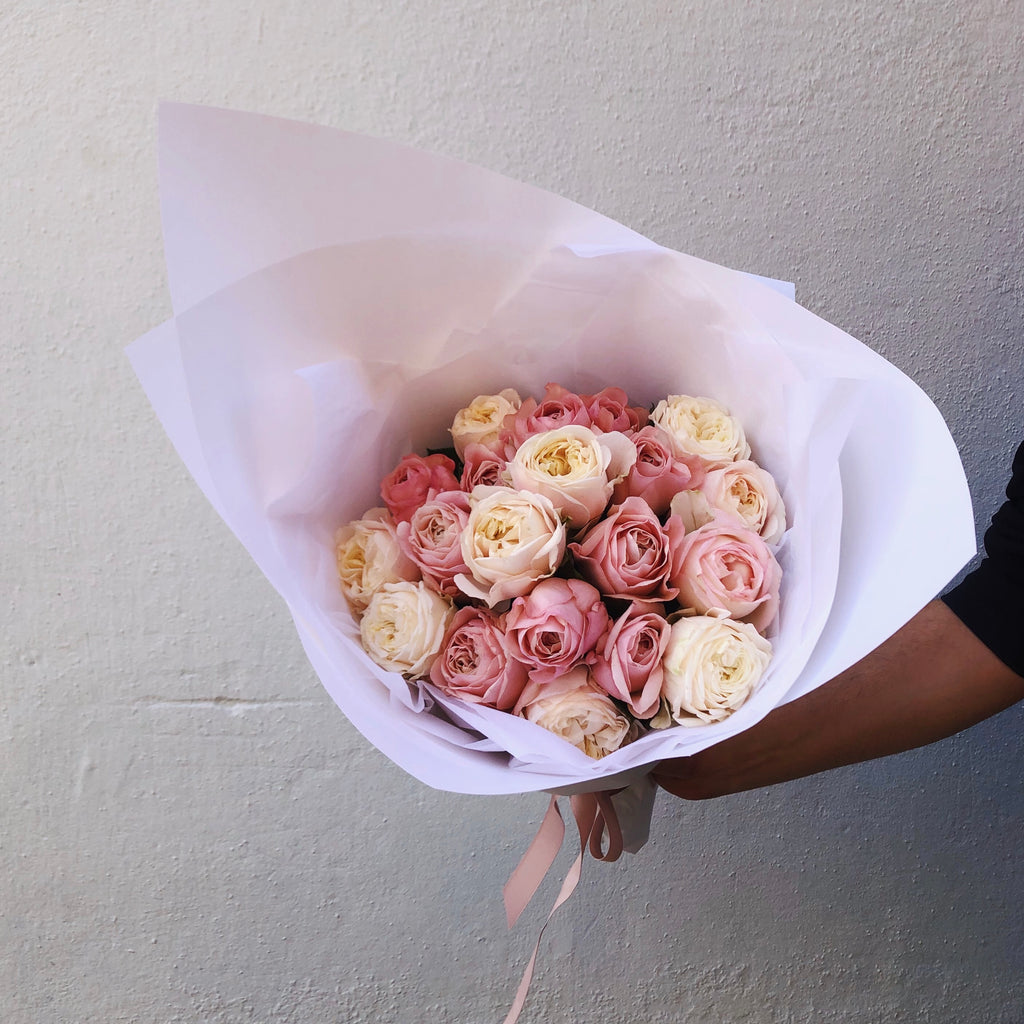 Locally Grown Premium Roses delivered