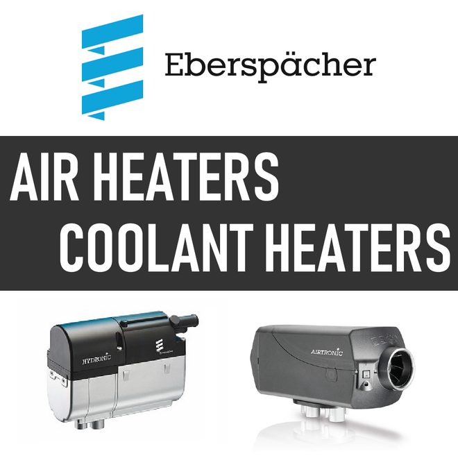 Espar Air & Coolant Heaters