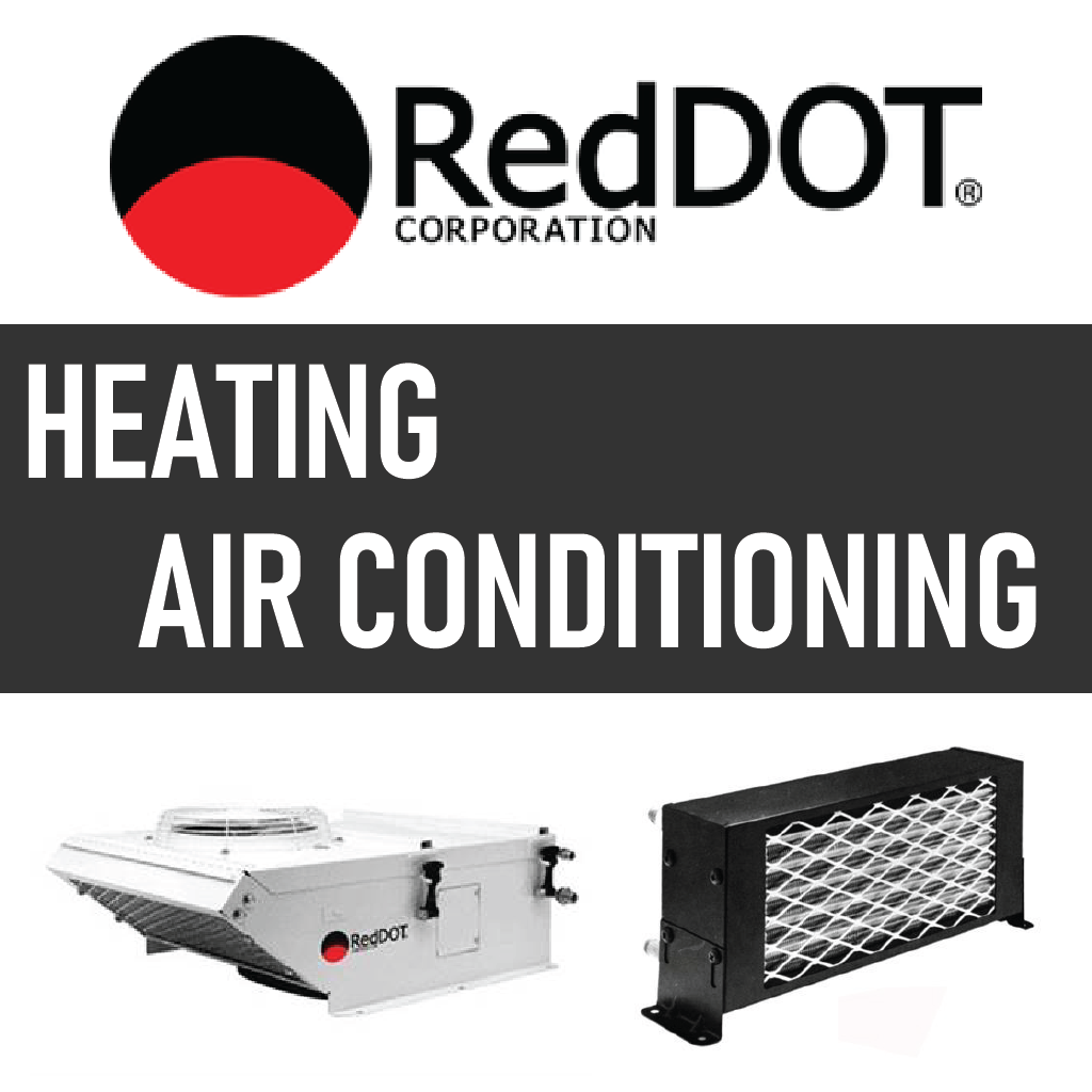 Red Dot Heaters & AC Units for Semis, Trucks and Heavy Duty