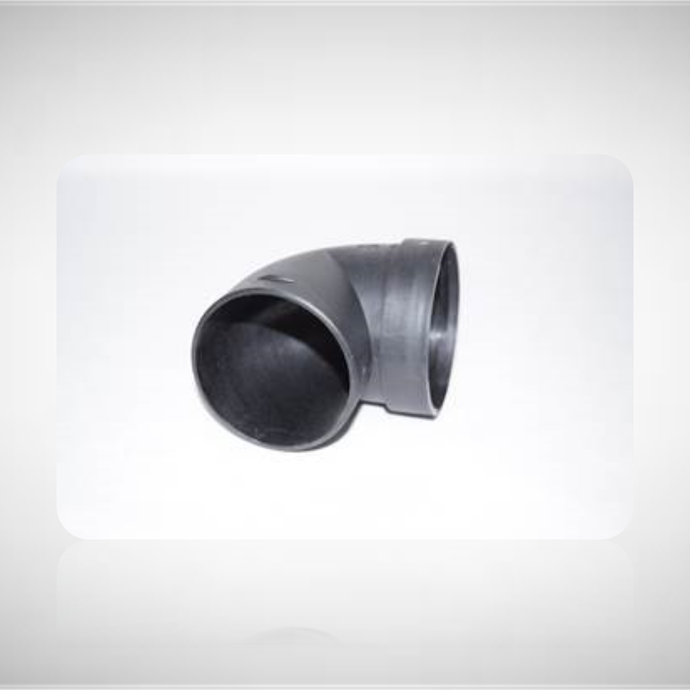 Air Outlet Hood 90 Degree Bend (75mm)