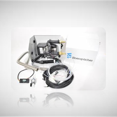 Espar Hydronic III D5E Kit W/Easy Start Timer
