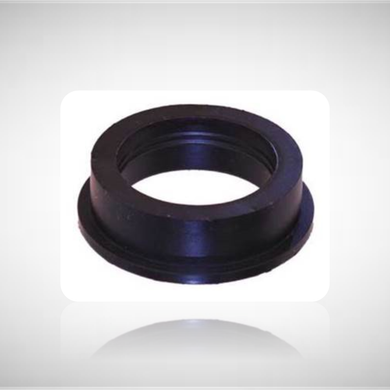 Red Dot Rubber Reducer Insert 4 X 3 4-3