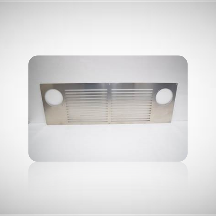 Vent Plate for Freightliner Cascadia Installs