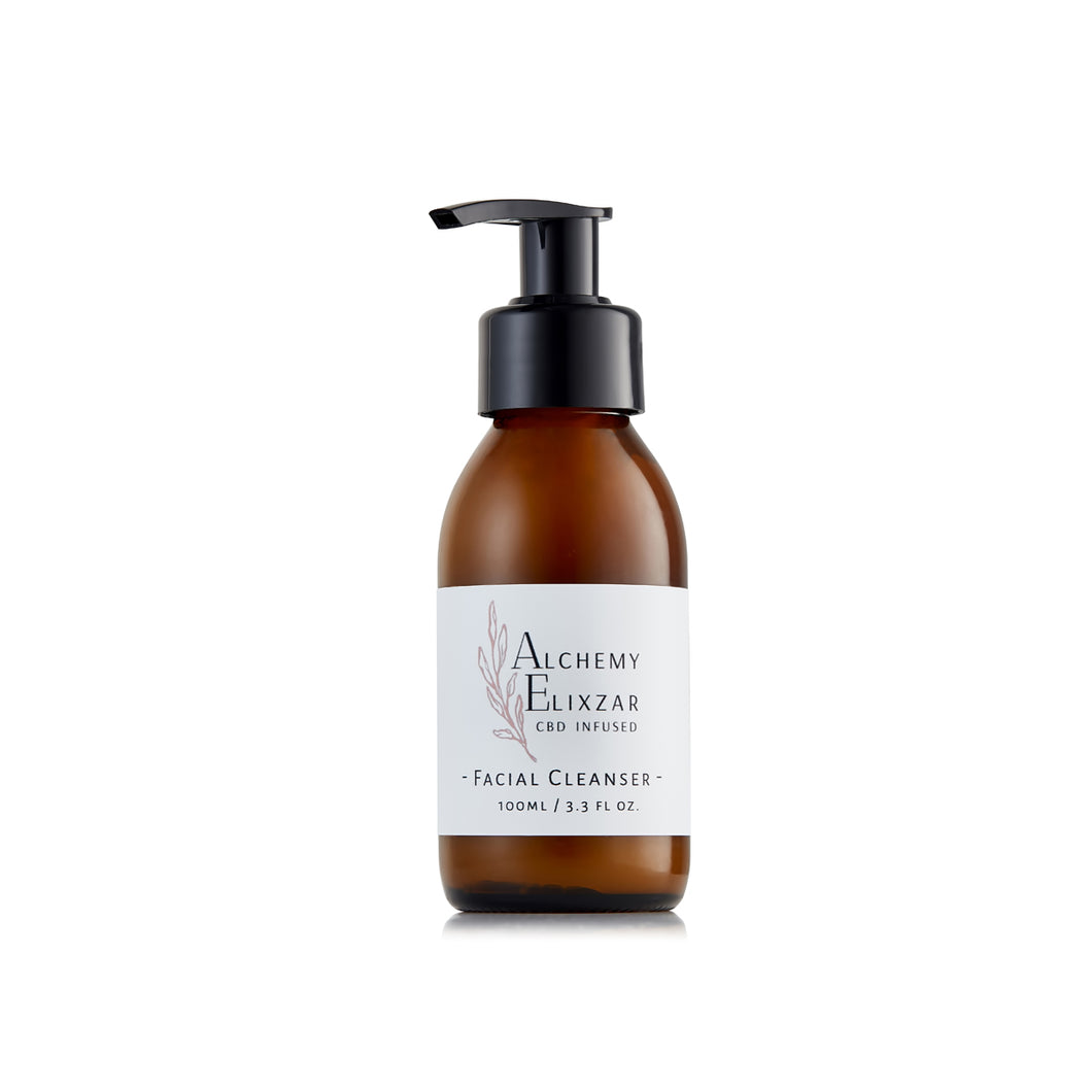 Alchemy Elixzar CBD Facial Cleanser
