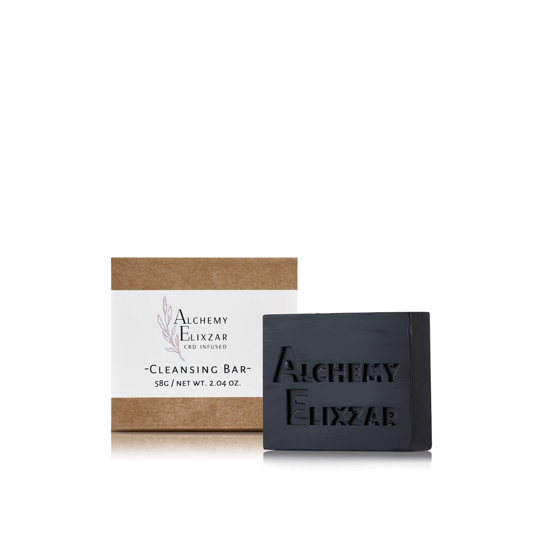 Alchemy Elixzar CBD Cleansing Bar