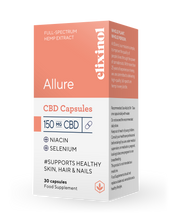 Load image into Gallery viewer, Elixinol Allure CBD Capsules