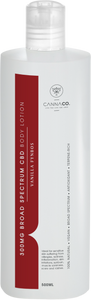 Cannaco CBD Body Lotion