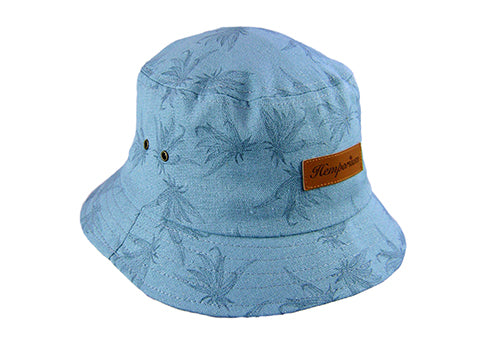 Hemp Textile Bucket Hat