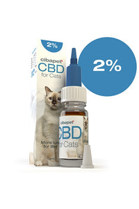Cibapet CBD Oil for Cats 200mg 10ml
