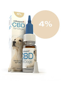 Cibapet CBD Oil for Dogs 400mg 10ml