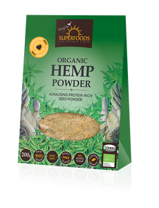 Organic Hemp Protein Powder 200g
