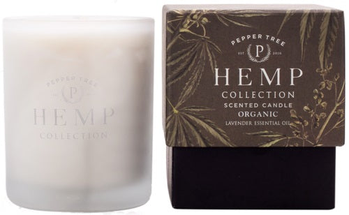 Hemp Collection Scented Candle