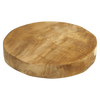 130043 Teakwood Chopping board -30cm