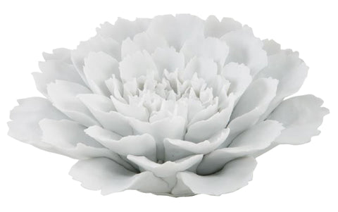 724001 White Porcelain Carnation