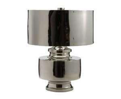 726002 Rocket Lamp W/ Metal Shade