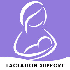 lactation support pink drink for nursing moms