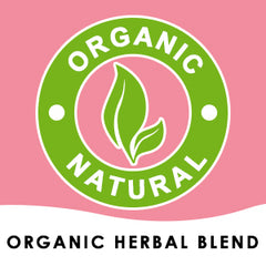 organic herbal blend raspberry leaf tea lactation