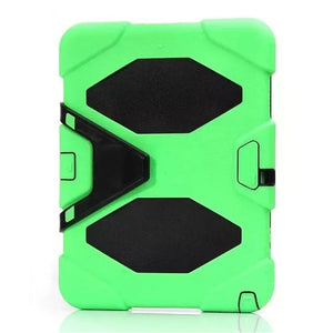 "Shockproof Heavy Duty Silicone Stand Protective Cover for Samsung Galaxy Tab E 9.6"" T560 T561"