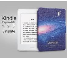Load image into Gallery viewer, Thin Leather Case for Amazon Kindle Paperwhite Cover 1 2 3 2012 2013 2015 Smart 6 inch E-book