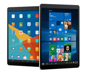 "Teclast X89 Z3735F Quad Core Kindow 7.5"" E-Book Dual OS Windows 10 & Android 4.4 Tablet PC"