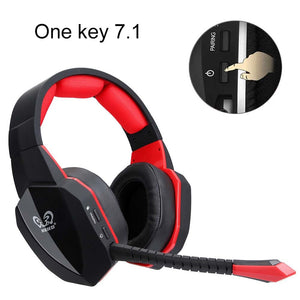 HUHD Gaming Headset 7.1 Surround Sound Channel Wireless Headphone HW-S8 For PC XBox One/360,PS4/3