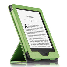 "Load image into Gallery viewer, Protective 6"" Leather  Cover For Amazon Kindle Paperwhite 3 2 1 PU"