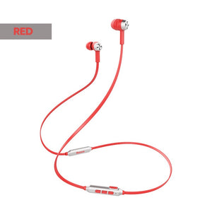 Neckband Bluetooth Earphone Wireless Headphone Earbuds Stereo with MIC