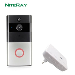 Smart Wireless Wifi Doobell Video Phone Camera IP Cloud P2Pl Home Security