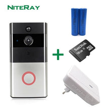 Load image into Gallery viewer, Smart Wireless Wifi Doobell Video Phone Camera IP Cloud P2Pl Home Security