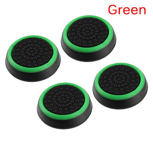4pk Replacement Silicone Joystick Cap Cover For PS3/PS4/XBOX ONE/XBOX 360 Wireless Controllers